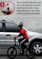 Crianças são inimigas do seu carro