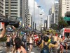 Muita gente na Paulista