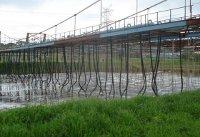 Ciclovia Marginal Pinheiros - Estação de flotação