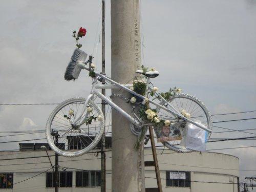 Ghost Bike de Fernando Martins Couto