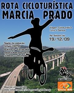 Cartaz Rota Márcia Prado