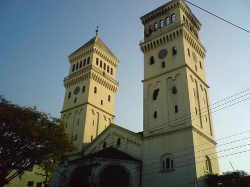 Igreja do Pari - Foto: Marici Slavec