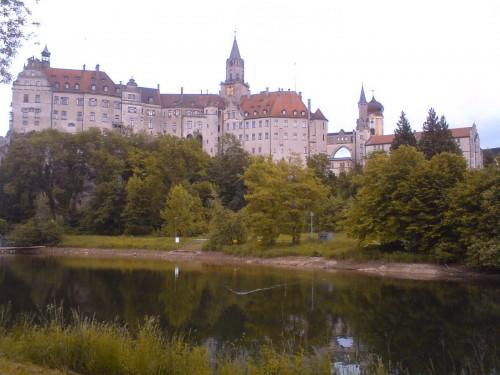 Castelo em Sigmaringen - Alemanha