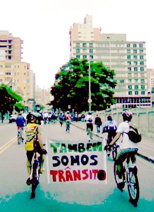 Também somos trânsito - Foto: Luddista