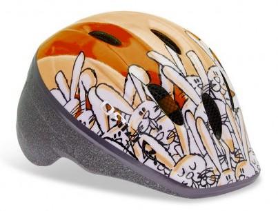 capacete coelhinhos
