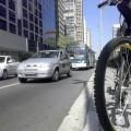 bike carro onibus