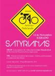 convite passeio ciclístico satyrianas