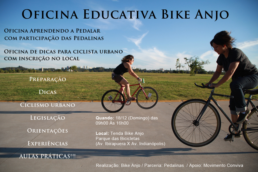oficina educativa bike anjo 2011