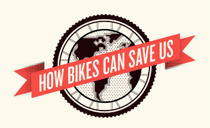 How bikes can save us