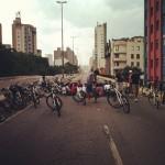 Minhocão vira cenário de discussões sobre a cidade. Foto: Aline Cavalcante