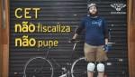 CET não fiscaliza o art. 201, que determina 1,5m ao ultrapassar ciclista