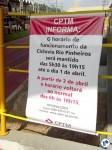 Ciclovia Rio Pinheiros - horário de funcionamento