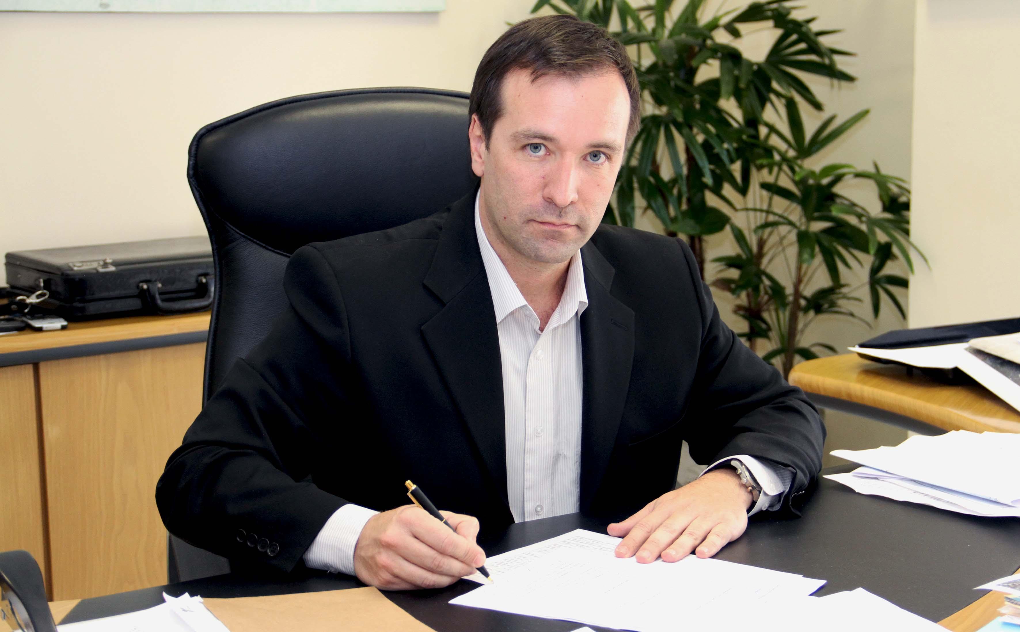 Marcelo Branco, Secretário Municipal de Transportes e Presidente da CET. Foto: Elisa Rodrigues/SMT - divulgação