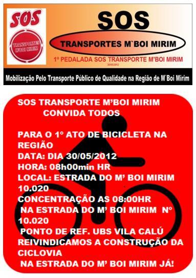SOS M'Boi Mirim