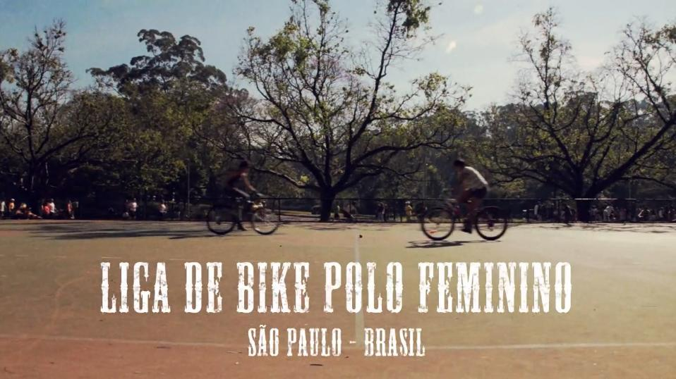 Liga de Bike Polo Feminino