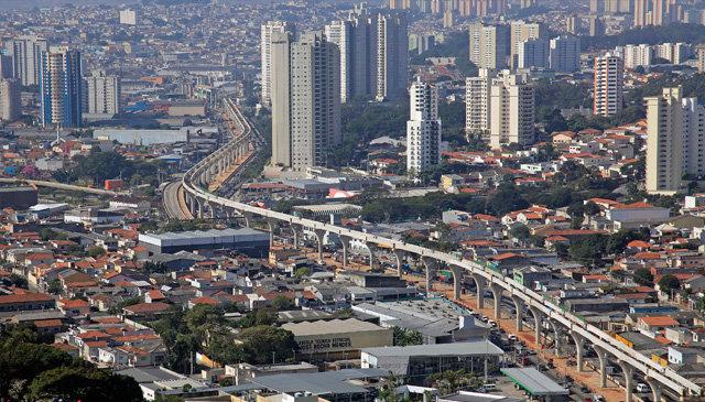 Foto de junho/2012 (Metrô-SP - Divulgação)