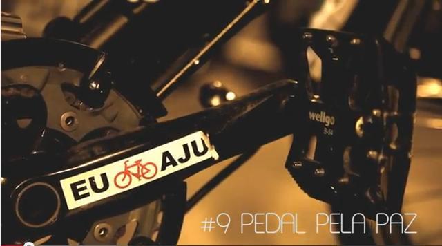 pedal pela paz