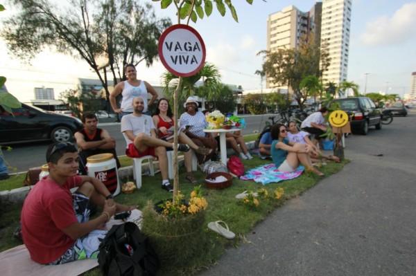 Aracaju, 2012. Foto: Ciclourbano/Divulgação