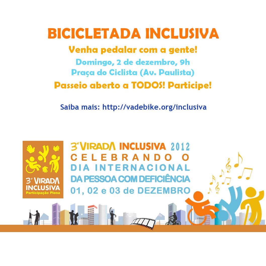 bicicletada inclusiva 2012