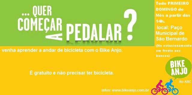 oficina aprenda a pedalar abc bike anjo
