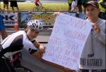 Ciclistas pedem pela manutenção do velódromo do Rio