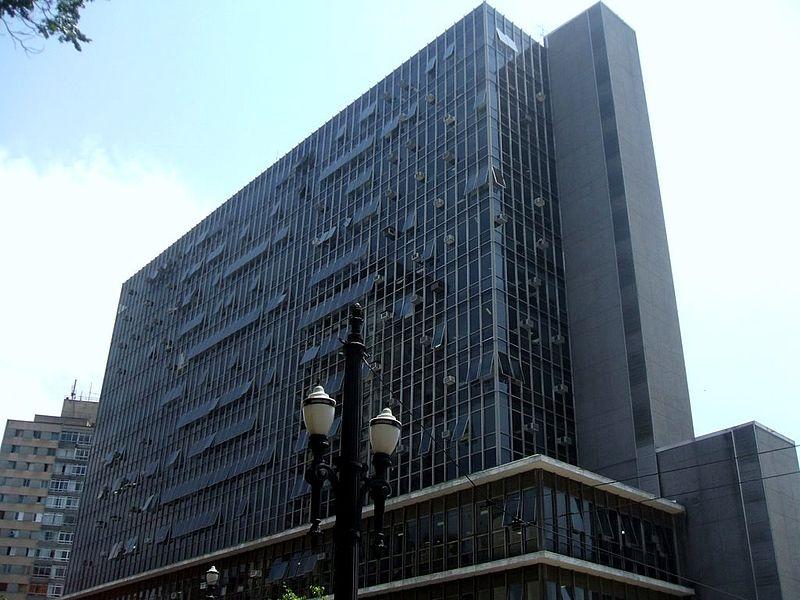 Câmara Municipal de São Paulo (Palácio Anchieta). Foto: Dornicke/Wikimedia Commons