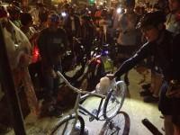 Ghost Bike de Gerson de Souza Pinto - Foto: Silvia Ballan