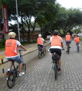 bike anjos passeio ciclístico