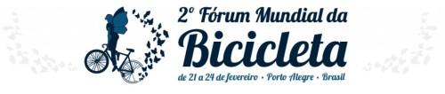 logo forum mundial da bicicleta