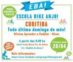 Aprenda a andar de bicicleta Curitiba - EBA - Escola Bike Anjo