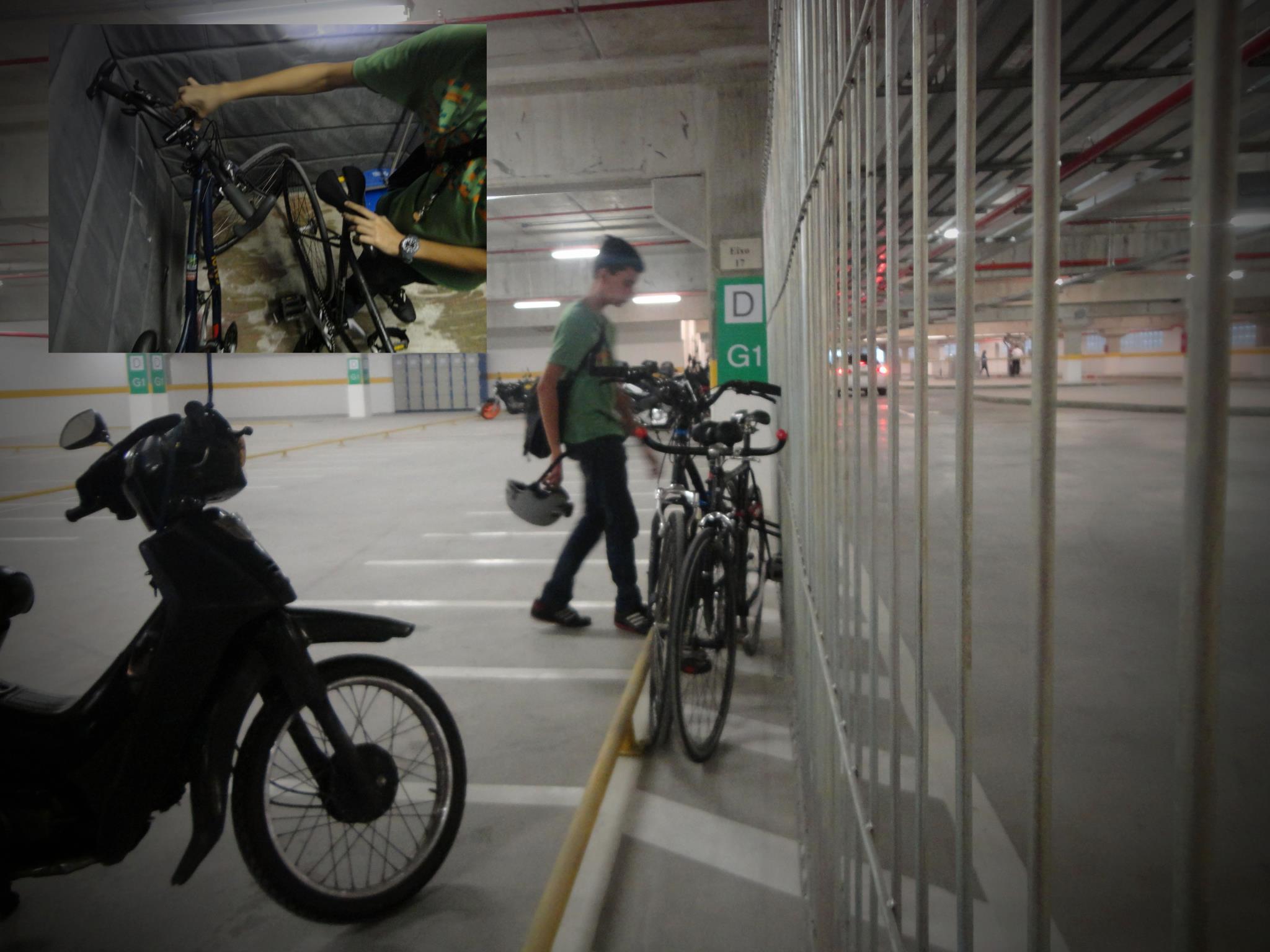 f936bb9b70840 Mais um shopping inaugurado sem apoio a ciclistas em SP