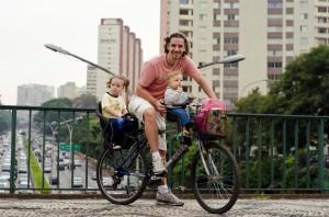 William, Sofi e Lucas família registrada pelo fotógrafo Felipe Baenninger