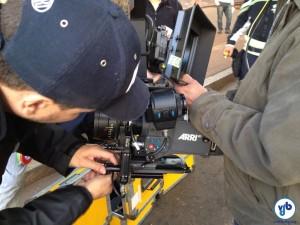 Detalhe do equipamento utilizado nas gravações. Foto: Silvia Ballan