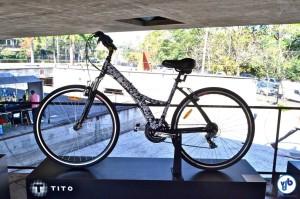 mostra black bikes mube