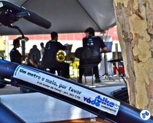 O Vá de Bike acompanhou um dos roteiros oferecidos pela organização. Foto: Rachel Schein/VdB