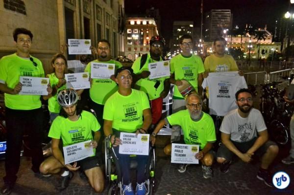 Desafio Intermodal de São Paulo chega em sua 8ª  edição. Foto: Rachel Schein