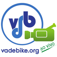 vá de bike ao vivo