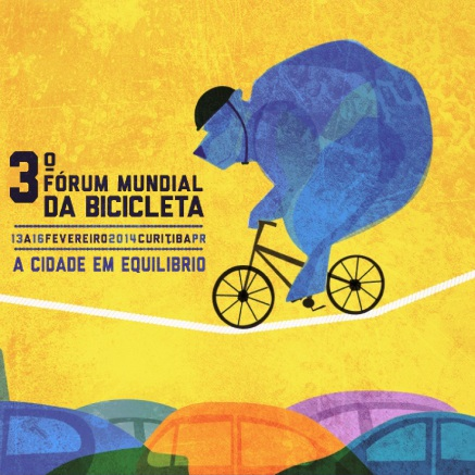 3º Fórum Mundial da Bicicleta - Curitiba 2014
