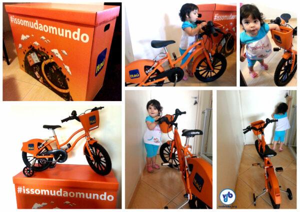 bike sampa itau infantil crianca