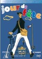 Jour de Fête, de 1949, fala sobre um carteiro e sua bicicleta. Imagem: Reprodução