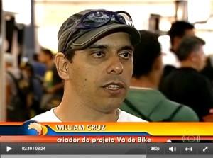 O Bom Dia Brasil (Globo) fez uma matéria sobre a feira, da qual participamos opinando sobre um dos produtos que chamou atenção da equipe do jornal. Clique para assistir. Imagem: Reprodução.