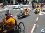 Bicicletas e triciclos de diversos tipos permitem a mobilidade e a diversão dos participantes. Foto: Willian Cruz
