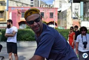 Além de vencer as provas de Peanuts, Sprint  e Skid Diferentex, Wagner Carvalho ainda levou uma bicicleta no sorteio. Foto: Rachel Schein
