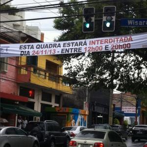Porque as ruas foram feitas para as pessoas. Foto: Divulgação
