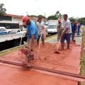 Obras na Av. Eliseu de Almeida já começaram. Foto: Willian Cruz