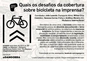 desafios da cobertura sobre bicicleta na imprensa