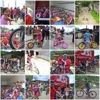 doacao de bicicletas natal 2013 - galeria