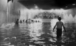 Enchente no Vale do Anhangabaú em 1953. Foto: Divulgação/Rios e Ruas