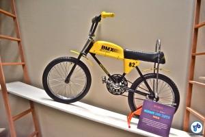 Monark BMX Super: Sucesso entre as crianças desde os anos 80. Foto: Rachel Schein
