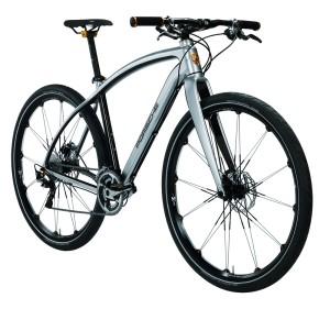 Modelo Bike RS pesa apenas 9 kg. Foto: Divulgação